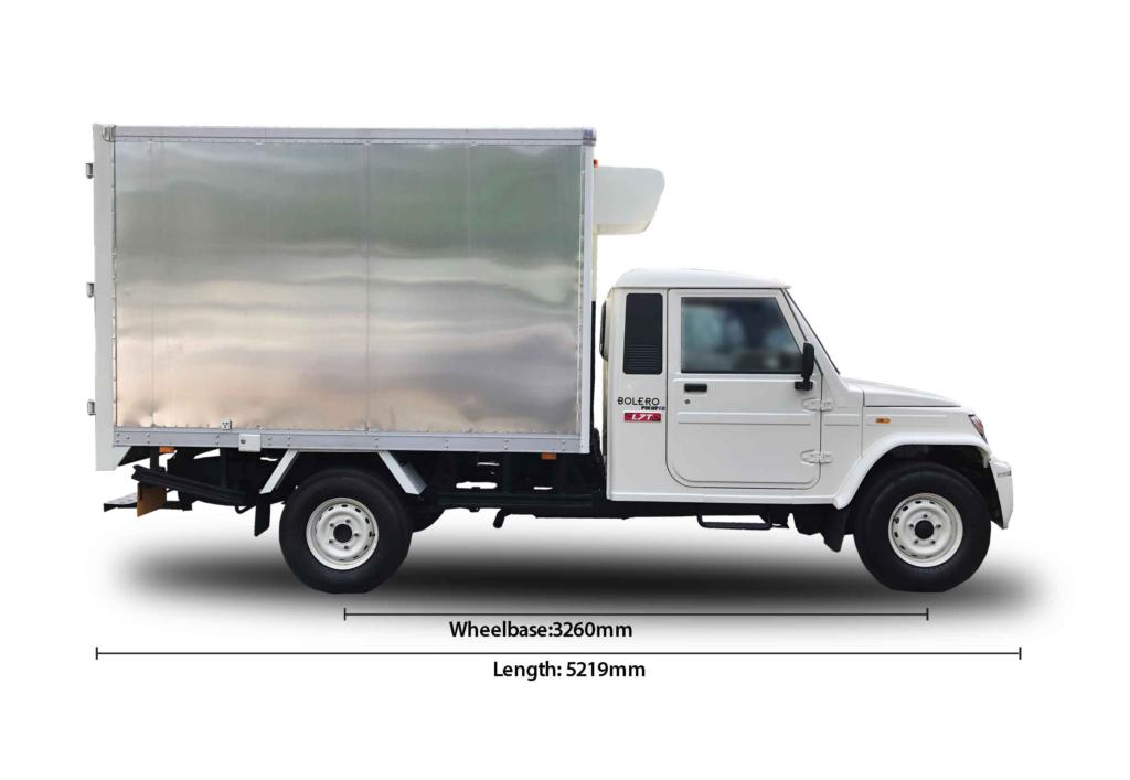 Big Bolero Pick Up Ideal Motors